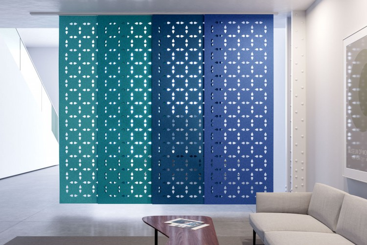Hanging Panels That Are Ahead of the Curve
